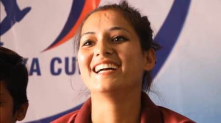 Anjali Chand, Anjali Chand T20I bowling figures, Anjali Chand T20I record, Best bowling figures in T20Is, Anjali Chand Nepal, Nepal Women vs Malaysia Women, Best bowling figures in women T20I cricket, Anjali Chand 6 for 0