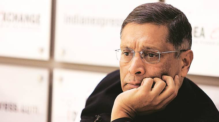 Express Adda, Arvind Subramanian, Express adda live updates, express adda online, Who is adda guest today, coronavirus, Arvind Subramanina on economy, COVID-19 recession, India lockdown, Indian express