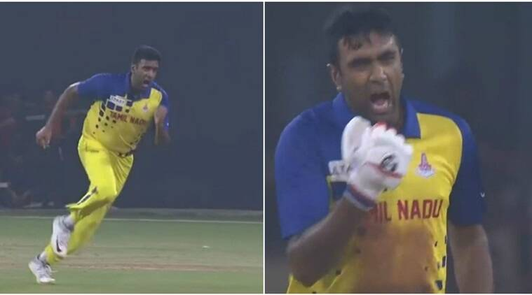 Ashwin does a Tahir, a Mushfiqur, then almost an MS Dhoni: India spinner's show of emotions lights up Mushtaq Ali final