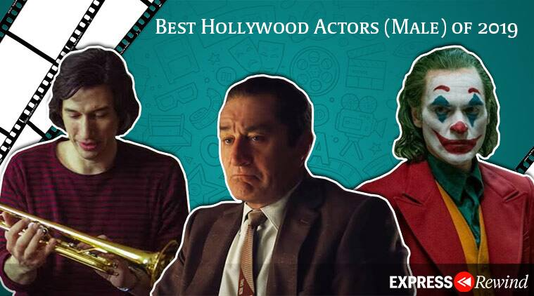 Best Hollywood Actors (Male) of 2019