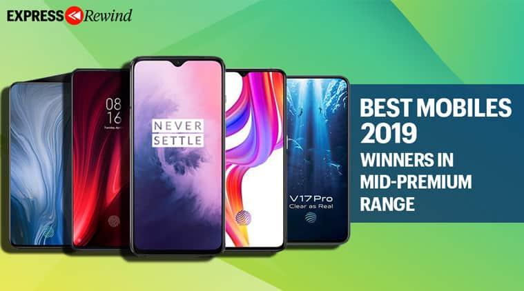 Best mobiles 2019, best smartphones 2019, best premium phones 2019, best mid-range premium phones, best phones under Rs 40k, best mobiles under 40k, best mobiles under 30k, oneplus 7, redmi k20 pro, oneplus 7t, realme x2 Pro