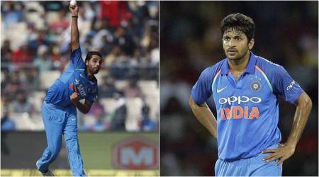 india odi squad, bhuvneshwar kumar, shardul thakur, bhuvneshwar kumar news, bhuvneshwar kumar injury, shardul thakur news, india vs west indies, india vs west indies squads, ind vs wi odi squad, india vs west indies odi
