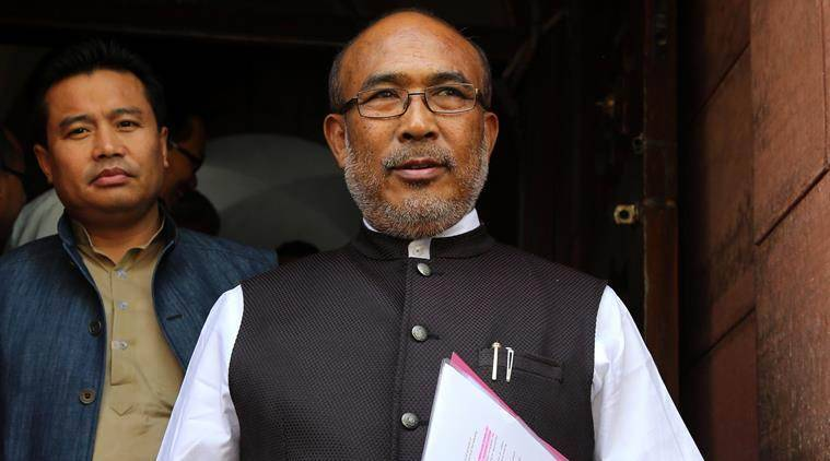 Manipur, Inner Line Permit System in Manipur, ILP, when will ILP be implemented in Manipur, N Biren Singh, indian express