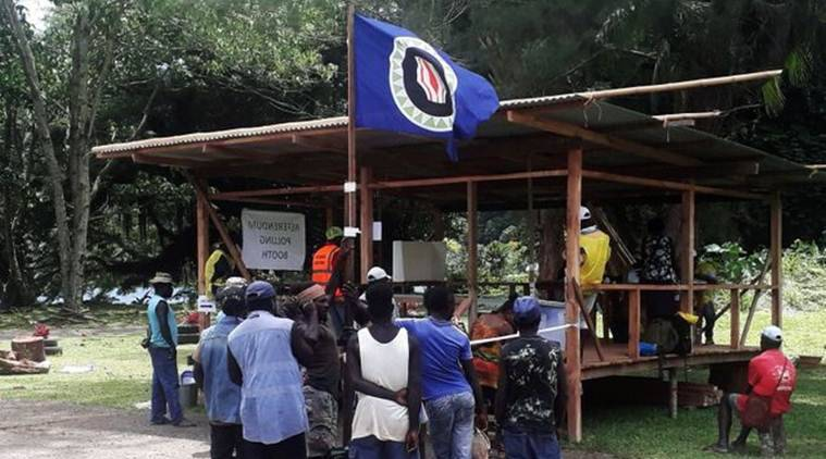 Bougainville overwhelmingly votes for independence from Papua New Guinea