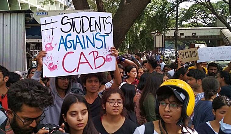 Image result for STUDENTS CAA PROTEST