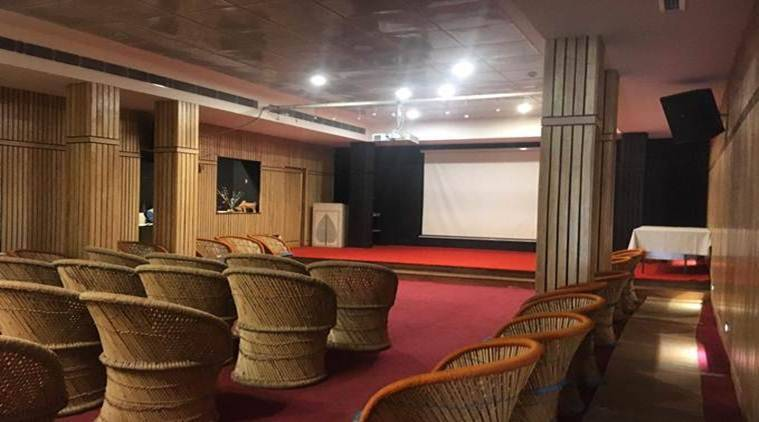 Things to do In delhi, delhi museums , national crafts museum , audio visual room, theaters in delhi