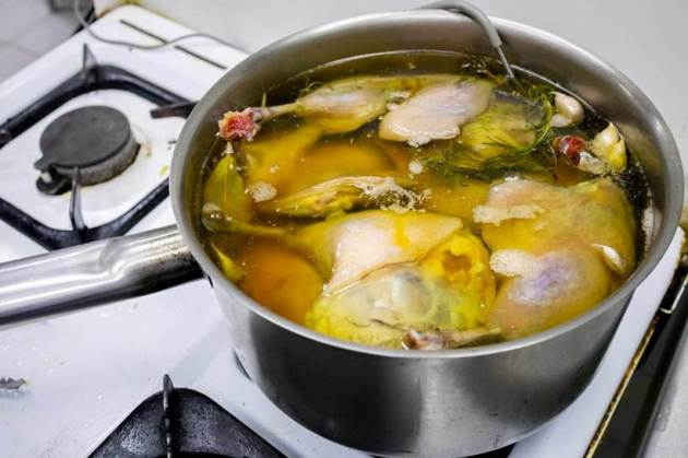 methods of cooking, confit duck, culinary terms