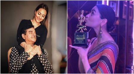 Celebrity social media photos: Alia Bhatt, Salman Khan, Hina Khan and others