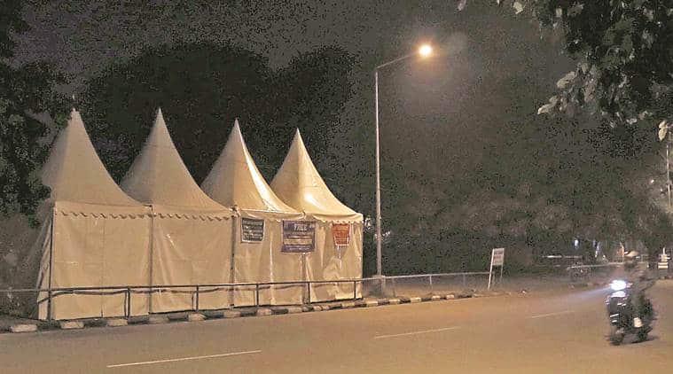 Chandigarh news, Chandigarh night shelters, Chandigarh winter, chandigarh Municipal Corporation