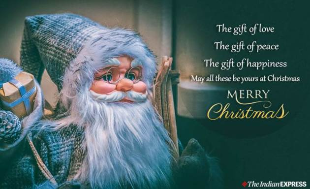 Merry Christmas 2019 Wishes Images, Quotes, Status, Indian Express news