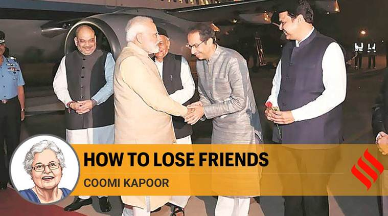 Inside Track: Unlike the old days, BJP today is extraordinarily cavalier towards allies