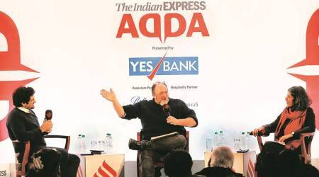 William Dalrymple, migrants in India, CAA, East India Company, British rule, Mughal empire, Indian Express