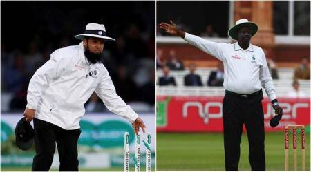 Aleem Dar, Steve Bucknor, Aleem Dar record, Aleem Dar umpire most matches, Steve Bucknor umpire most matches, cricket umpire records, cricket news