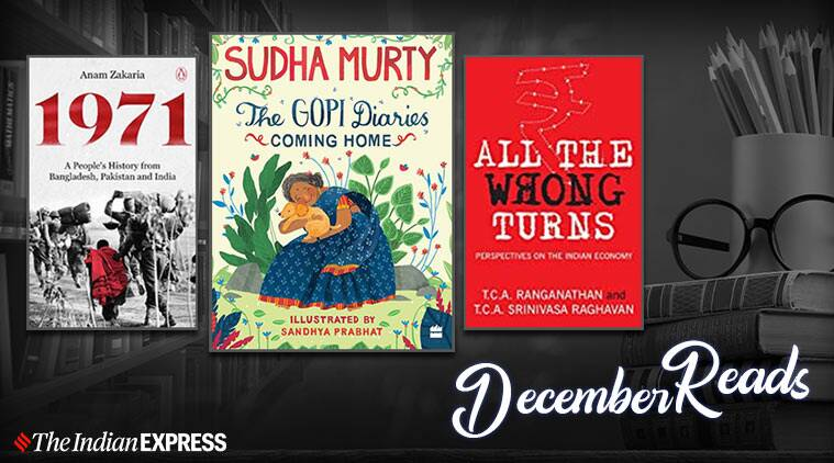 books to read in december, books to read in december, books december,reading list in december, indian express, indian express news