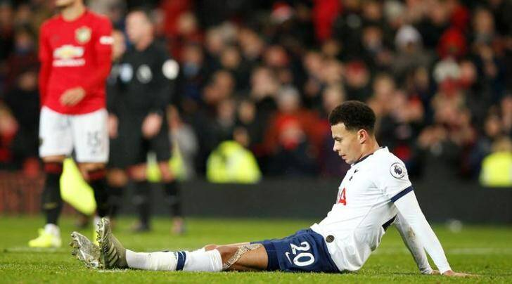 Dele Alli Unlucky To Be Suspended Jose Mourinho Before Spurs Vs Manchester United Clash Sports News The Indian Express