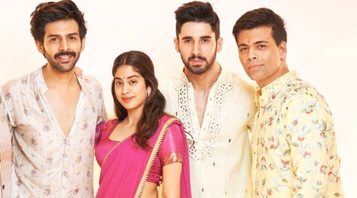 Dostana 2 will talk about sexuality in a way that will not make you cringe:  Karan Johar | Entertainment News,The Indian Express