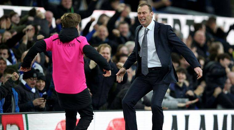 Everton come up with inspired performance under caretaker manager to beat Chelsea 3-1