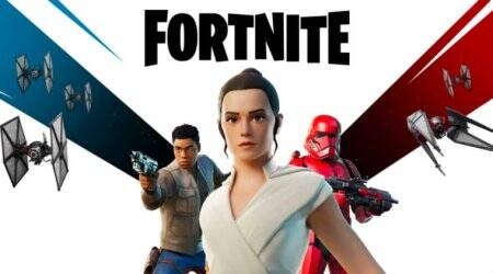 Fortnite, Epic Games, Star Wars The Rise of Skywalker, Fortnite Split Screen