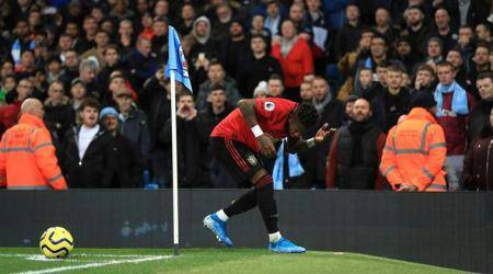 Fred, Jesse Lingard, Fred racist abuse, Manchester City fan monkey chant, Fred object hurled, Manchester United vs Manchester City, racism in football, football news