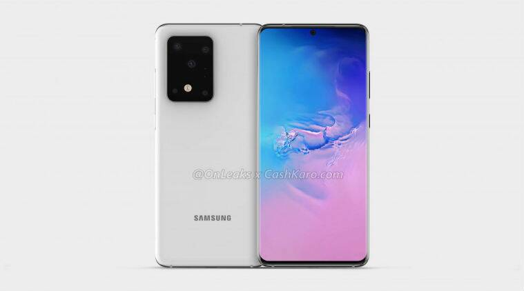 Samsung basically just confirmed the design of its next-gen Galaxy S11