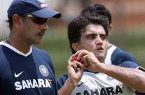 Ganguly responds to rumours of differences with Ravi Shastri