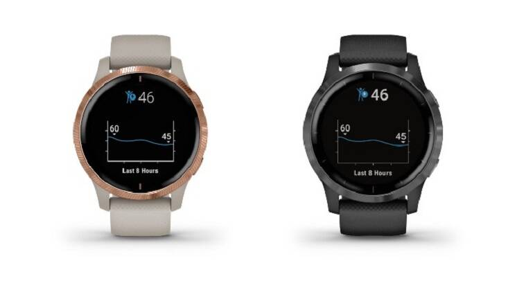 Garmin launches venu vivoactive 4 smartwatch in india with health fitness features