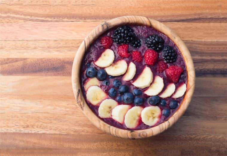 acai bowls, what are acai bowls, acai bowls recipie, acai bowls healthy, acai bowls fruits, indian express, food and wine