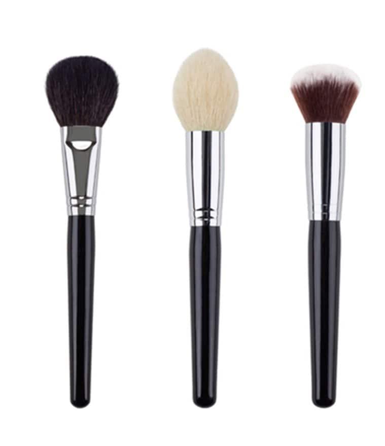 makeup brushes, types of maekup brushes, use of makeup brushes, contour brush, blush brush, foundation brush, indian express, makeup tricks and tips, indian express