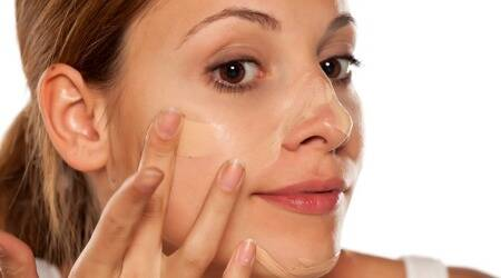 types of foundations, foundation makeup, how to apply foundation, full coverage foundation, medium coverage foundation, light coverage foundation, makeup tricks, indian express, lifestyle