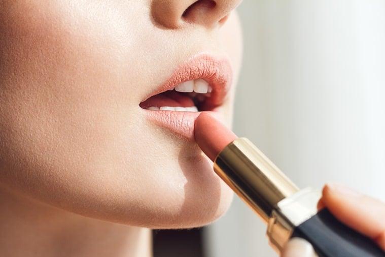 how to make lipstick last longer, key tips to make lipstick last longer, how to apply lipstick properly, makeup tricks, makeup tips, beauty hacks, indian express, lifestyle