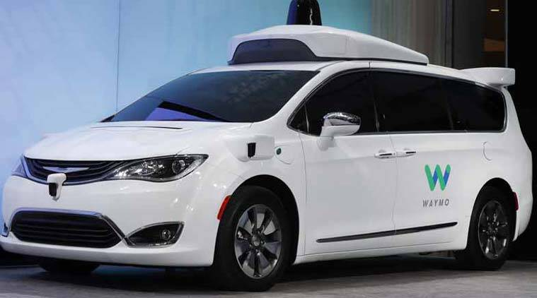 Waymo's self-driving taxi service tops 100,000 rides, expands to iPhone users