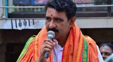 Kerala BJP, Pakistan, Hindus, CAA protests, Kerala BJP leader pakistan remark, B Gopalakrishnan pakistan remark, Gopalakrishnan, Indian Express