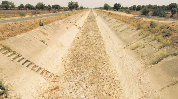 Only 19% of area created for irrigation purposes utilised in Gujarat: CAG report