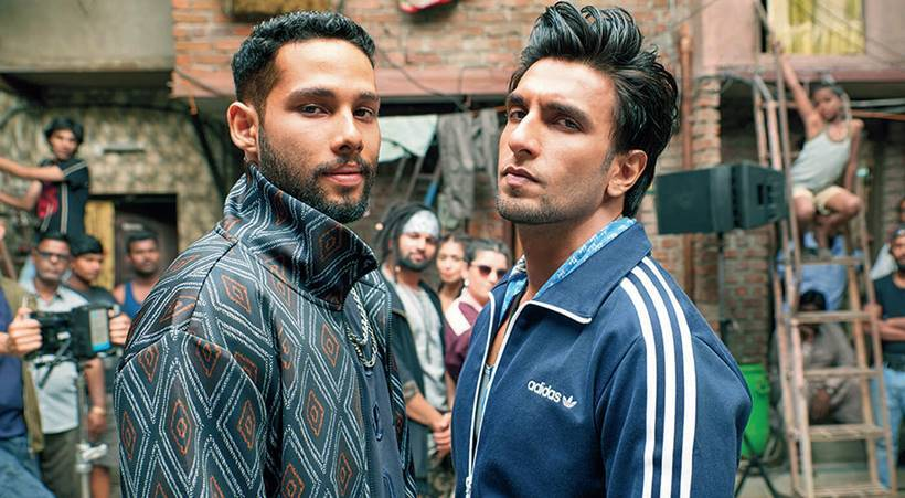 gully boy oscar