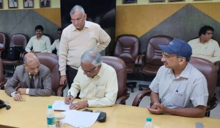 HAL agrees to wage revision, signs MoU with trade unions