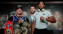 Anthony Joshua, Andy Ruiz Jr on what's at stake for them ahead of Saturday's rematch
