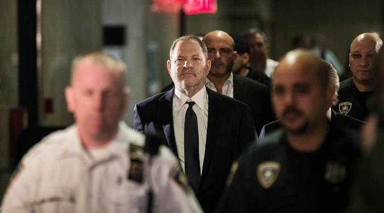 Harvey Weinstein rape case, Harvey Weinstein trail, Harvey Weinstein rape trail, women assault case, world news, indian express news