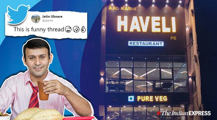 funny restaurants names, unusual restaurants names in india, india hilarious resaturant names, zomato creative restaurant name, viral news, funny news, funny twitter thread, indian express