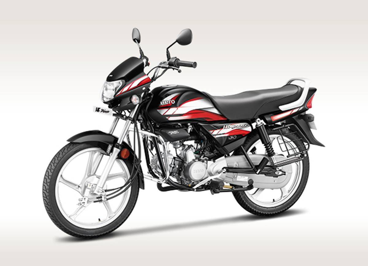 Hero Motocorp Launches Hf Deluxe Bs Vi Price Starts At Rs 55 925 Business News The Indian Express