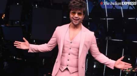 himesh reshammiya on Indian Idol