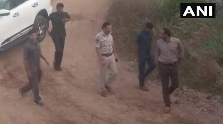 All four accused in Telangana's Disha gang-rape and murder case killed