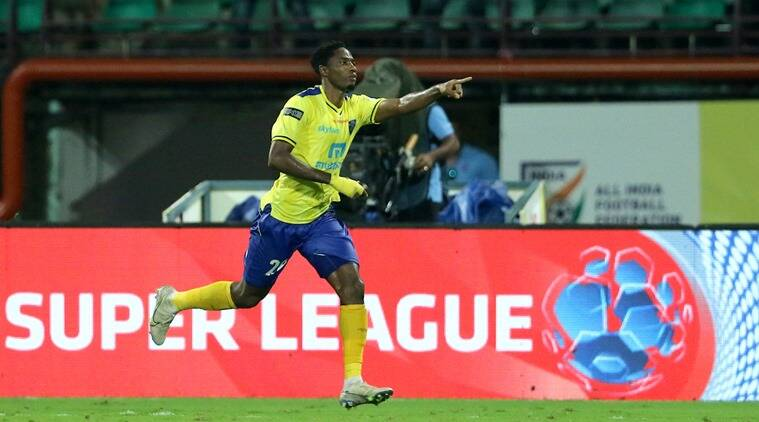 Isl raphael messi bouli saves the day for kerala blasters