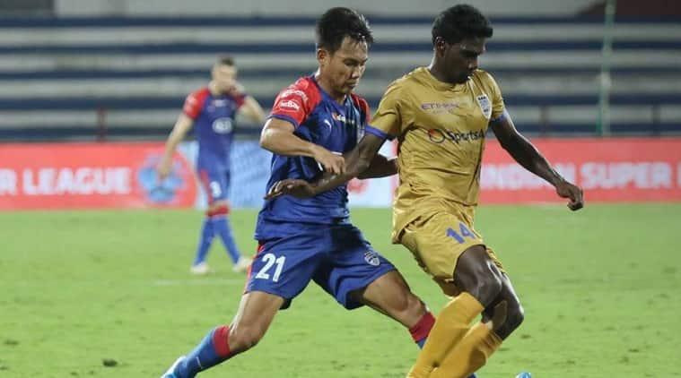 Mumbai City stop Bengaluru's unbeaten run in ISL
