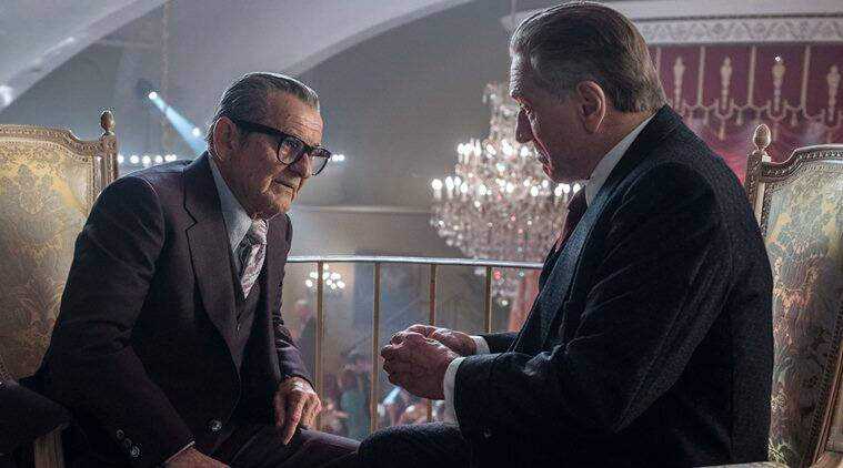 The Irishman named best picture by National Board of Review