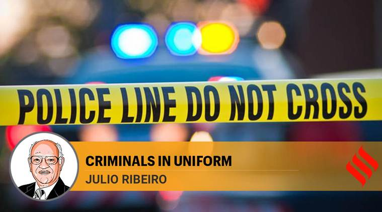 Criminals in uniform: Encounters should not be encouraged by political leadership