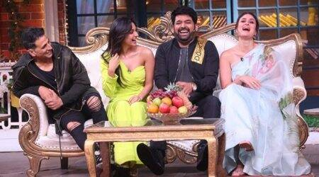 akshay kumar, kiara advani, kareena kapoor on the kapil sharma show