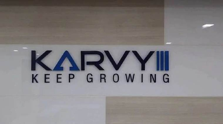 karvy case, karvy stock broking case, karvy stock broking debt, karvy stock broking SEBI, business news, indian express news