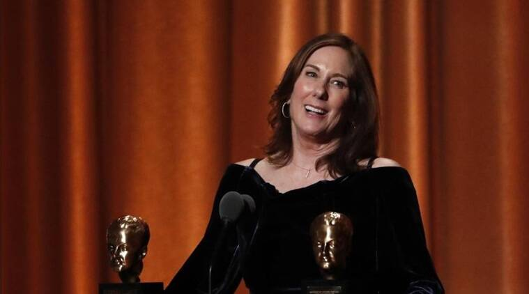 Star wars producer kathleen kennedy to receive bafta fellowship
