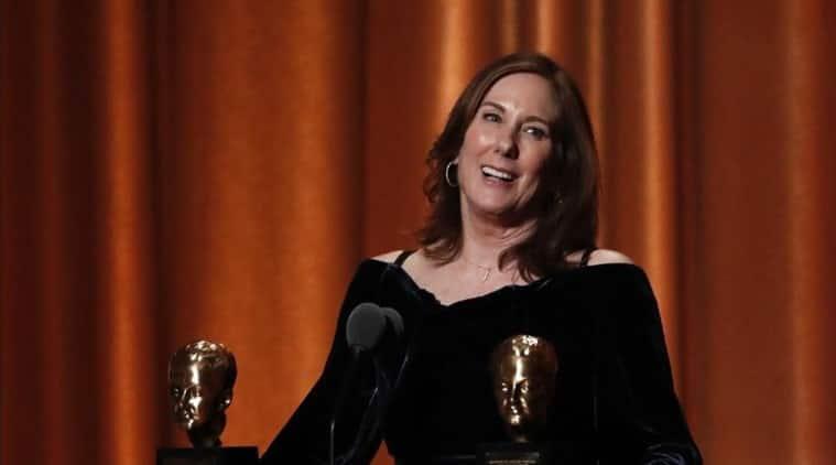 Star Wars producer Kathleen Kennedy to receive BAFTA Fellowship