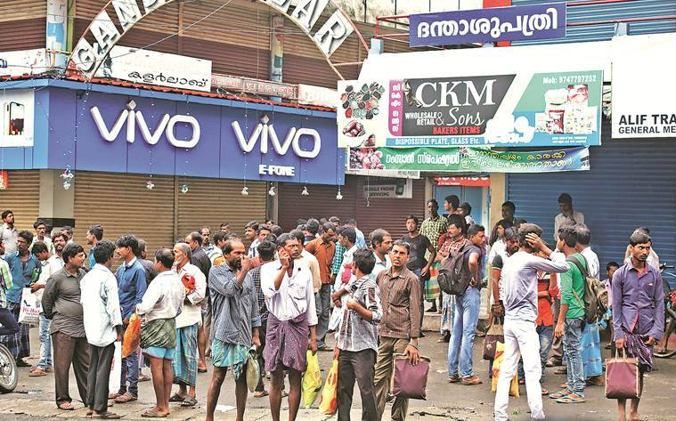 Kerala slowdown fast-tracks return of migrant workers from East